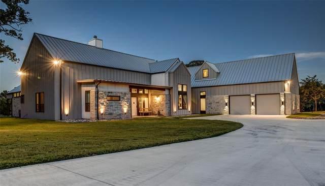 120 Private Road 4629, Boyd, TX 76023 (MLS #14674502) :: The Tierny Jordan Network