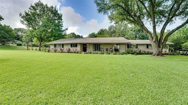 809 Country Club Road, Ennis, TX 75119 (MLS #14674505) :: 1st Choice Realty