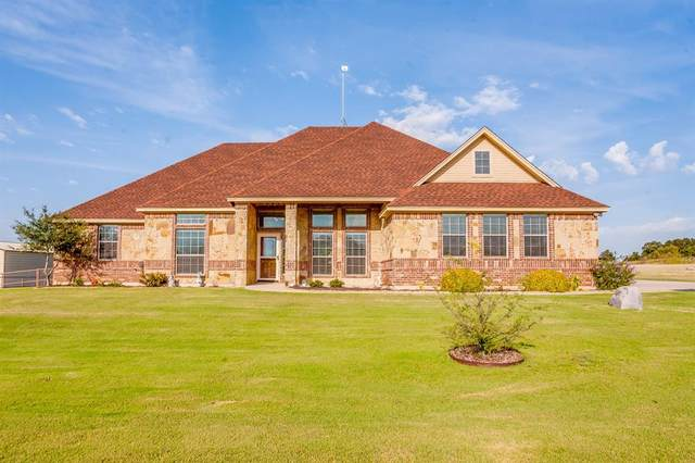 105 Brynns Court, Weatherford, TX 76087 (MLS #14674507) :: The Good Home Team