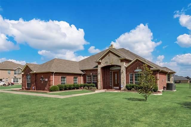 10044 Dorsett Drive, Talty, TX 75126 (MLS #14674513) :: Real Estate By Design
