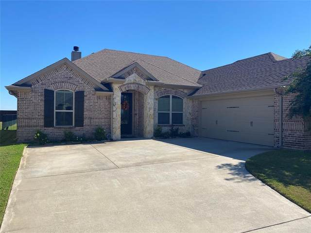 310 Oar Wood Drive, Granbury, TX 76049 (MLS #14674525) :: The Russell-Rose Team