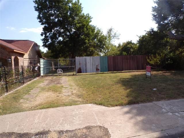 1414 Hendricks Avenue, Dallas, TX 75216 (MLS #14674526) :: The Good Home Team