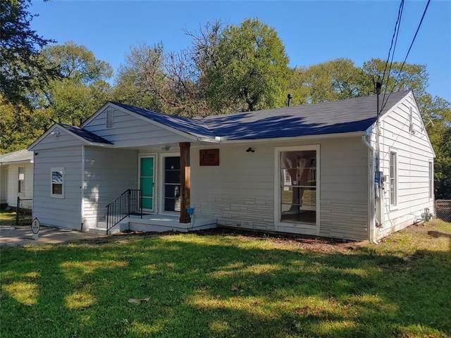 2546 Stovall Drive, Dallas, TX 75216 (MLS #14674534) :: Trinity Premier Properties
