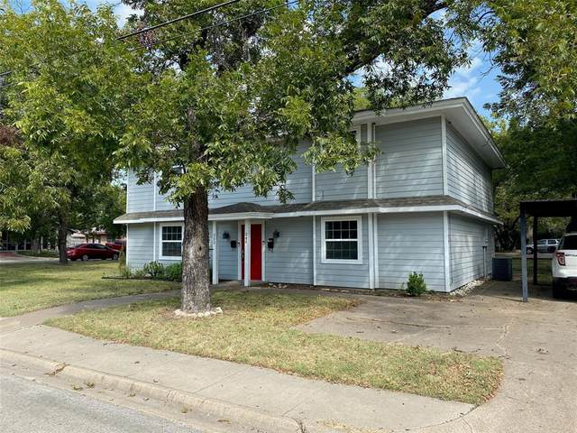 204 E Rucker Street, Granbury, TX 76048 (MLS #14674539) :: 1st Choice Realty