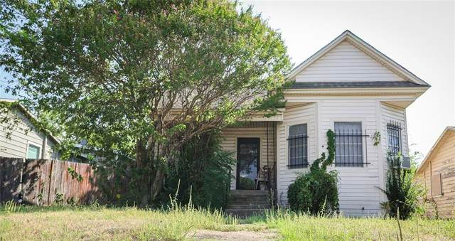 3002 Ross Avenue, Fort Worth, TX 76106 (MLS #14674544) :: Real Estate By Design