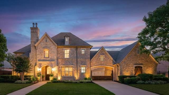 1909 Stratton Court, Colleyville, TX 76034 (MLS #14674549) :: Real Estate By Design