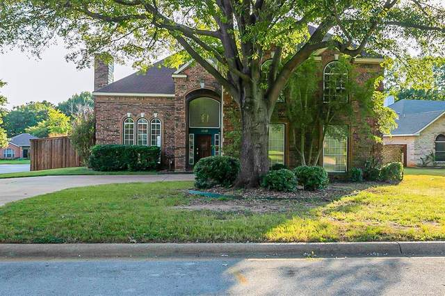 4240 Willow Bend, Grapevine, TX 76051 (MLS #14674561) :: The Rhodes Team