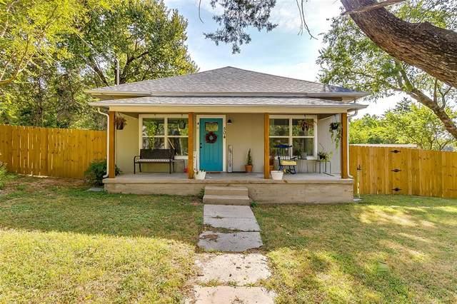 504 N Elm Street, Weatherford, TX 76086 (MLS #14674566) :: The Russell-Rose Team