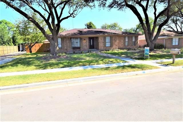 102 Circle Drive, Kaufman, TX 75142 (MLS #14674572) :: Real Estate By Design
