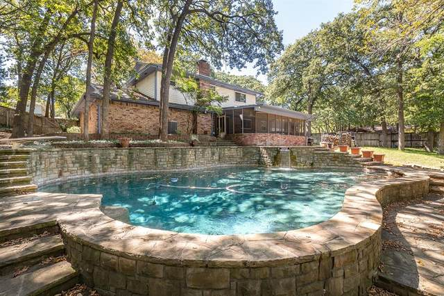 4106 Pebble Creek Drive, Euless, TX 76040 (MLS #14674577) :: The Chad Smith Team