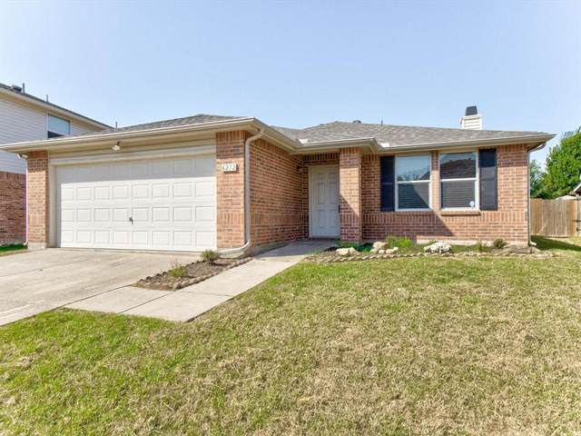 6212 Highfield Park, Denton, TX 76210 (MLS #14674578) :: Team Hodnett