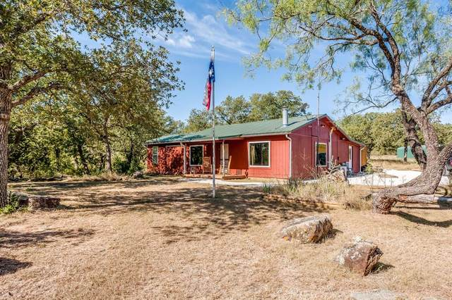 1210 Sunset Mountain Road, Lipan, TX 76462 (#14674580) :: Homes By Lainie Real Estate Group