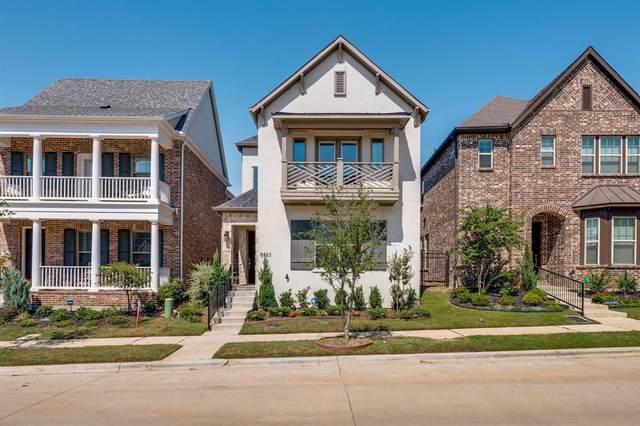 6823 Verandah Way, Irving, TX 75039 (MLS #14674585) :: Real Estate By Design