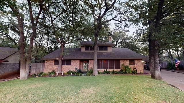 2511 Basswood Court, Arlington, TX 76016 (MLS #14674587) :: Real Estate By Design