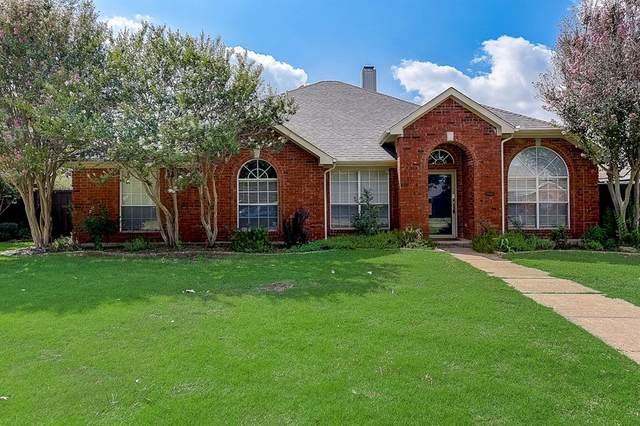 104 Shannon Drive, Allen, TX 75002 (MLS #14674590) :: Real Estate By Design