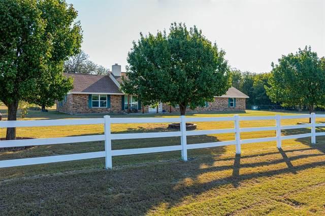 295 Goodnight Trail, Rhome, TX 76078 (MLS #14674591) :: Trinity Premier Properties