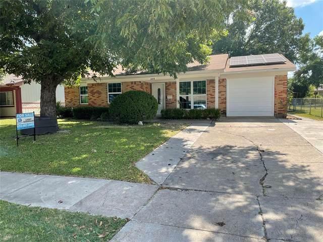 1220 Juanita Street, Mesquite, TX 75149 (MLS #14674594) :: Real Estate By Design