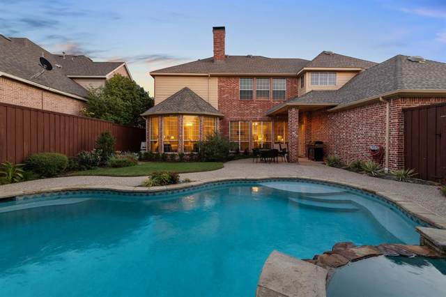 5721 Eaglebend Drive, Richardson, TX 75082 (MLS #14674595) :: Trinity Premier Properties