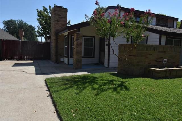 525 Prairie Dell Street, Lewisville, TX 75067 (MLS #14674624) :: The Krissy Mireles Team