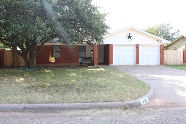 2026 Rosewood Drive, Abilene, TX 79603 (MLS #14674626) :: Russell Realty Group