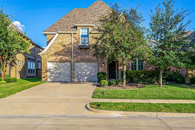 1036 Edgefield Lane, Forney, TX 75126 (MLS #14674639) :: Real Estate By Design