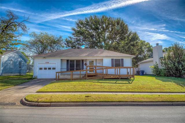 1718 Evergreen Street, Garland, TX 75040 (MLS #14674662) :: RE/MAX Pinnacle Group REALTORS