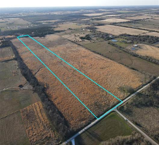 Tract 3 County Rd 4301, Greenville, TX 75401 (MLS #14674665) :: 1st Choice Realty