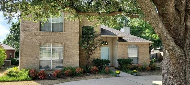 2809 Baze Road, Euless, TX 76039 (MLS #14674668) :: The Chad Smith Team