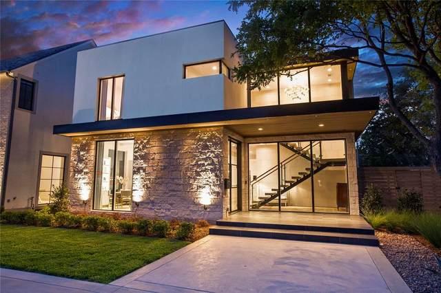4052 Druid Lane, University Park, TX 75205 (MLS #14674695) :: Real Estate By Design