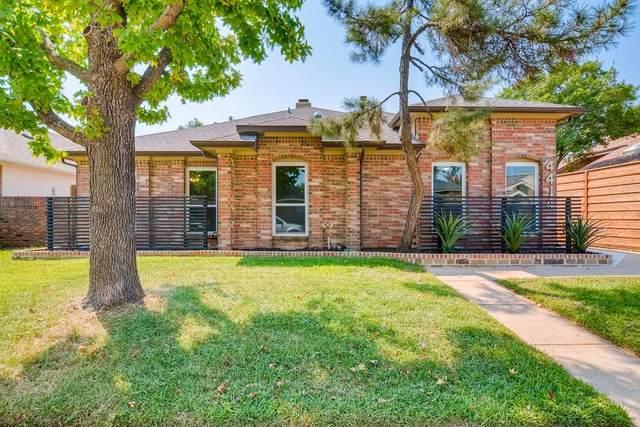 4414 Rushing Road, Dallas, TX 75287 (MLS #14674710) :: Real Estate By Design