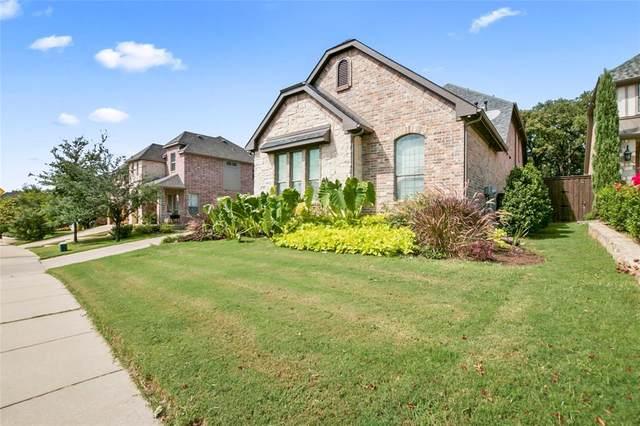 309 Thistle Ridge, Denton, TX 76210 (MLS #14674727) :: All Cities USA Realty