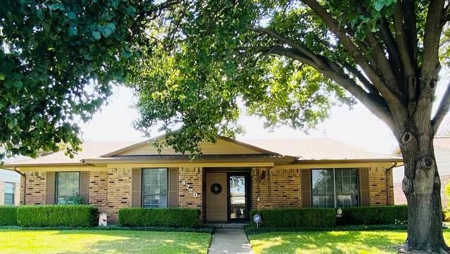 4729 Preston Trail Drive, Mesquite, TX 75150 (MLS #14674728) :: Real Estate By Design