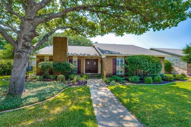 948 Lombardy Drive, Plano, TX 75023 (MLS #14674738) :: Real Estate By Design