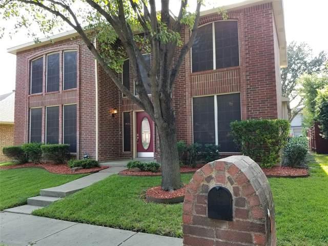 7945 Linkwood Court, Plano, TX 75025 (MLS #14674745) :: The Heyl Group at Keller Williams