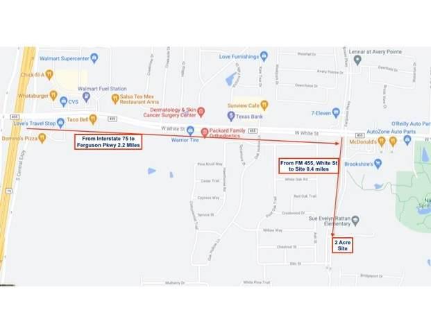 1400 S Ferguson Parkway, Anna, TX 75409 (MLS #14674753) :: Premier Properties Group of Keller Williams Realty