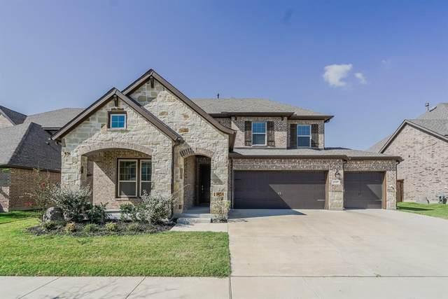 1107 Cordova Street, Mansfield, TX 76063 (MLS #14674755) :: Keller Williams Realty