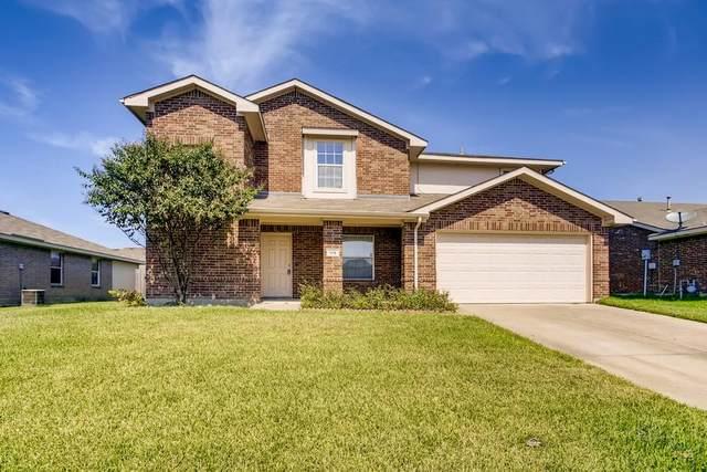 118 Pebble Creek Lane, Terrell, TX 75160 (MLS #14674771) :: 1st Choice Realty