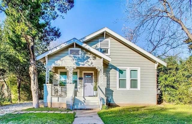 815 N Tyler Street, Dallas, TX 75208 (MLS #14674779) :: Premier Properties Group of Keller Williams Realty