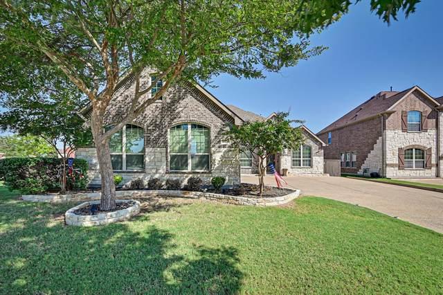 14616 Overland Park Lane, Frisco, TX 75035 (MLS #14674781) :: Trinity Premier Properties
