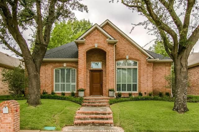5337 Gatesworth Lane, Dallas, TX 75287 (MLS #14674783) :: Texas Lifestyles Group at Keller Williams Realty