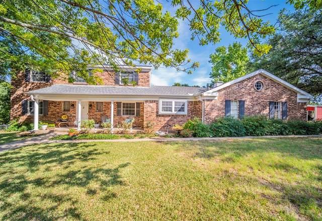 4528 Old Decatur Road, Alvord, TX 76225 (MLS #14674786) :: VIVO Realty