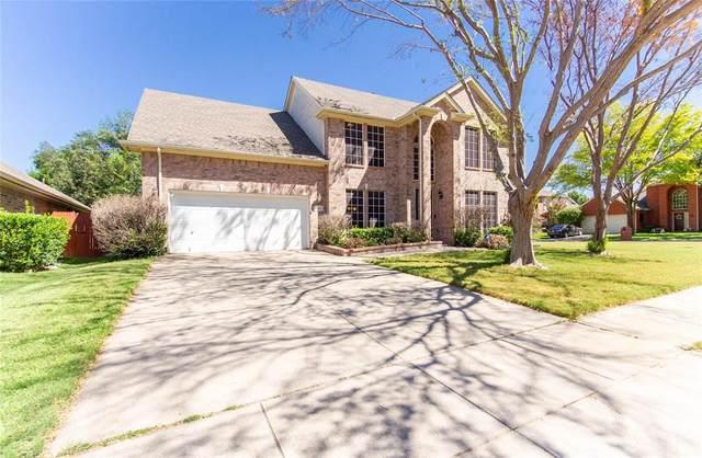 1604 Tree Line Road, Flower Mound, TX 75028 (MLS #14674788) :: Frankie Arthur Real Estate