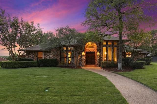 3800 Camino Drive, Plano, TX 75074 (MLS #14674794) :: RE/MAX Landmark