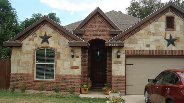 2712 Ennis Avenue, Fort Worth, TX 76111 (MLS #14674796) :: Keller Williams Realty