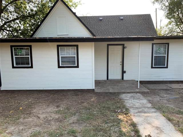 403 Decatur Street, Bowie, TX 76230 (MLS #14674798) :: 1st Choice Realty
