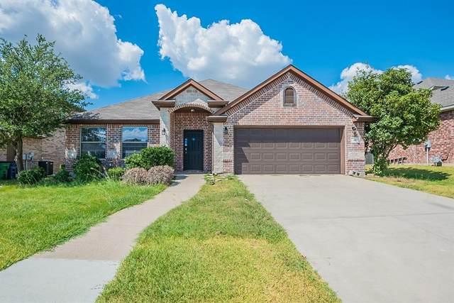96 N Highland Drive, Sanger, TX 76266 (MLS #14674803) :: The Mauelshagen Group