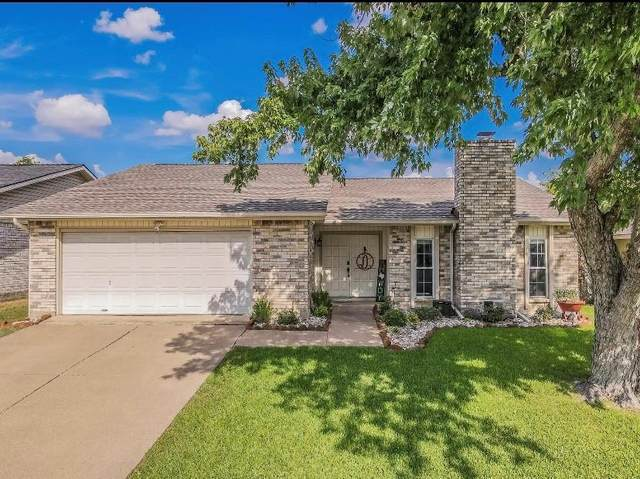 7312 Buttonwood Drive, Fort Worth, TX 76137 (MLS #14674818) :: Real Estate By Design