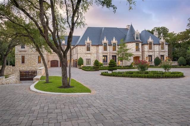 9727 Audubon Place, Dallas, TX 75220 (MLS #14674851) :: Trinity Premier Properties