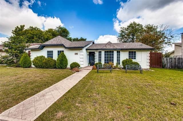 1805 Hemlock Drive, Garland, TX 75041 (MLS #14674866) :: Real Estate By Design