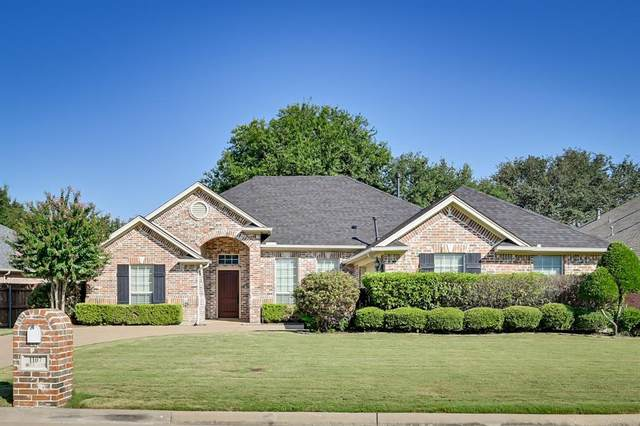 1107 Brook Arbor Drive, Mansfield, TX 76063 (MLS #14674911) :: The Chad Smith Team